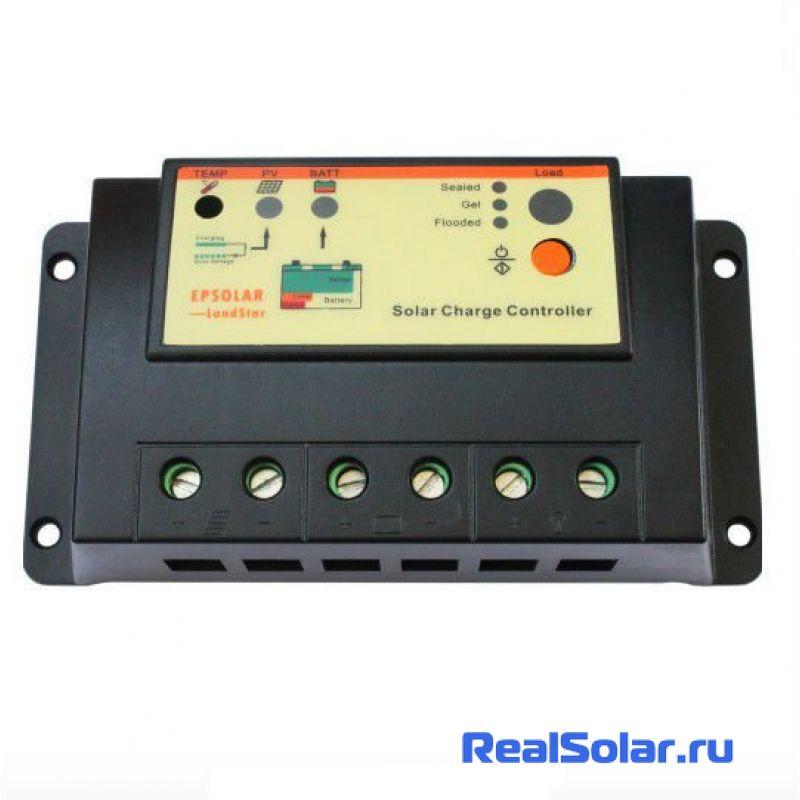 Контроллер Epsolar Ls2024 Инструкция - фото 2