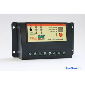 Контроллер заряда EPSolar LS1024RD 12/24В 10А