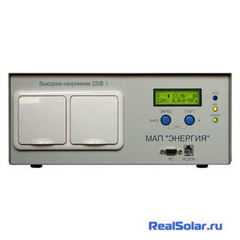 Инвертор МАП SIN  Pro 2кВт 24В