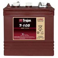 Тяговые аккумуляторные батареи Trojan 6-12V
