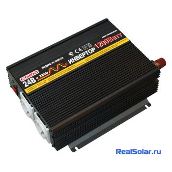 Инвертор Союз PI-1200/24
