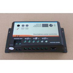 Контроллер EPIPDB-COM 20А, 12/24В для 2-х АКБ