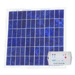 Солнечный комплект 80Вт 12В